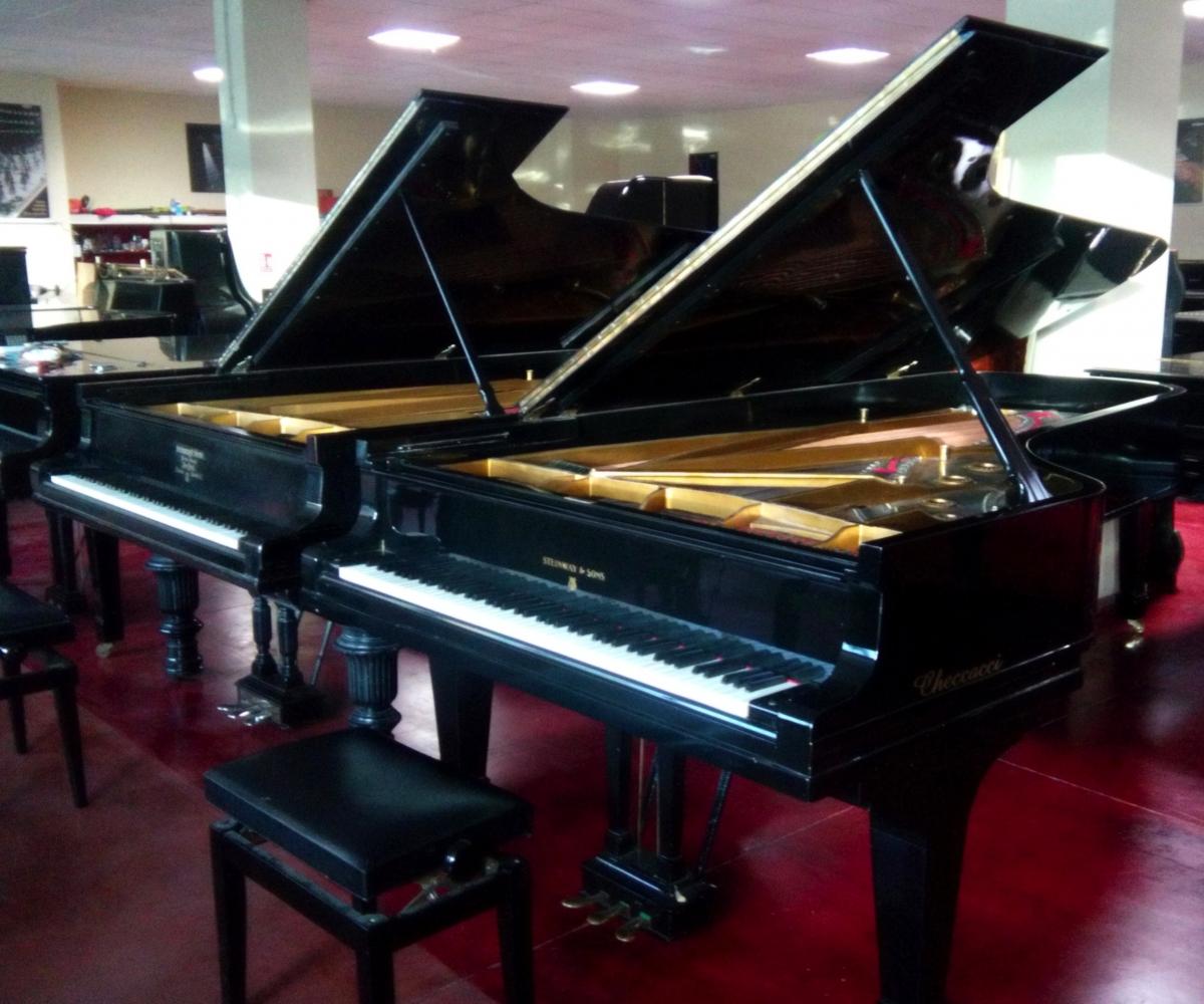 Concerto per due Pianoforti Storici – Piernarciso Masi/Matteo Fossi – Gregorio Nardi