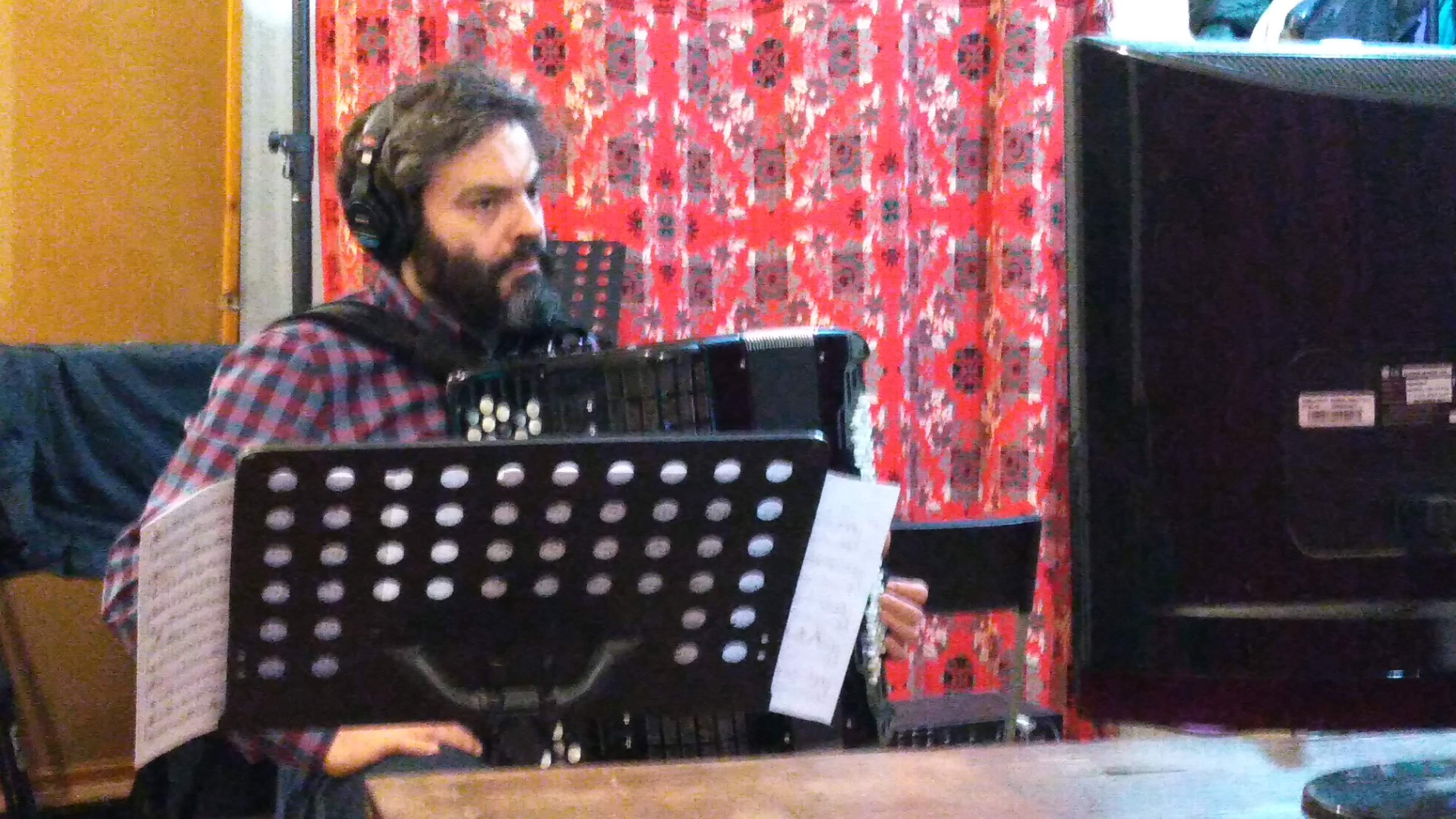 Francesco Gesualdi, musica di Brümmer