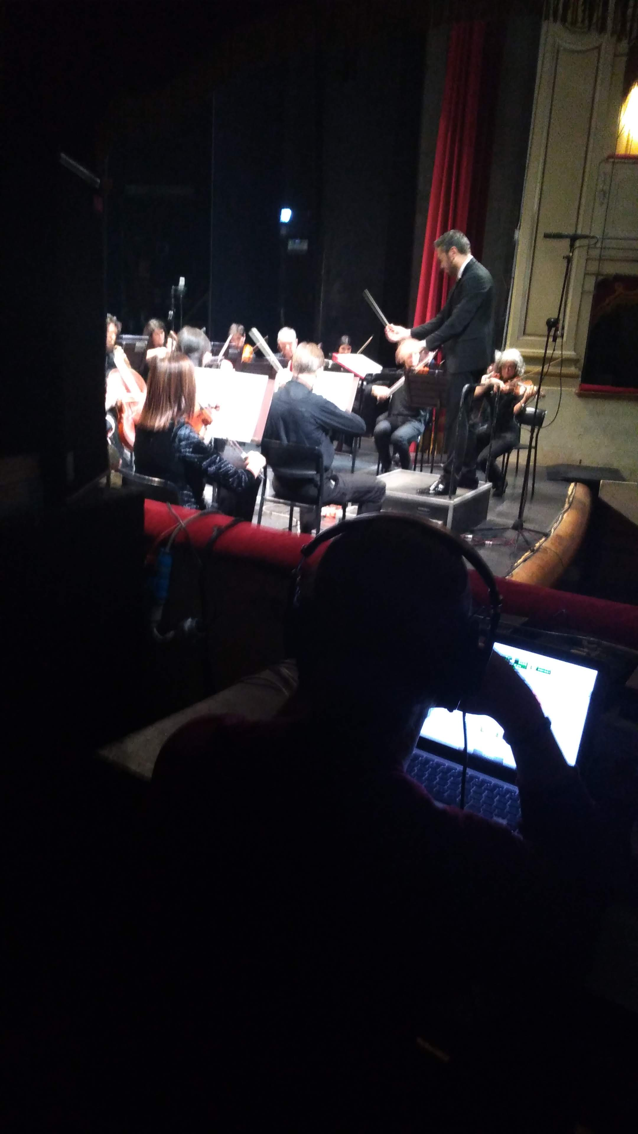 Strings City: Concerto Unitario per Orchestra