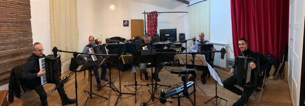Quintetto Italiano di Fisarmoniche