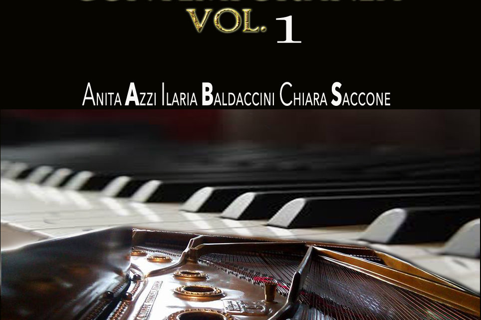Antologia pianistica contemporanea vol.1 – AD