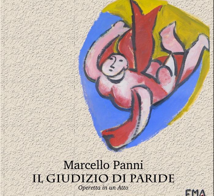 Il Giudizio di Paride, Opera da Camera di Marcello Panni – CD