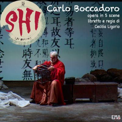 Shi, Opera da Camera di Carlo Boccadoro – DVD