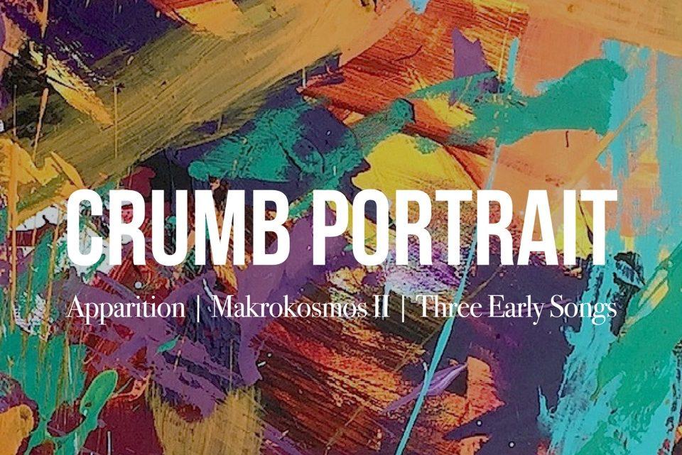 Crumb Portrait – Maria Elena Romanazzi | Raffaella Ronchi