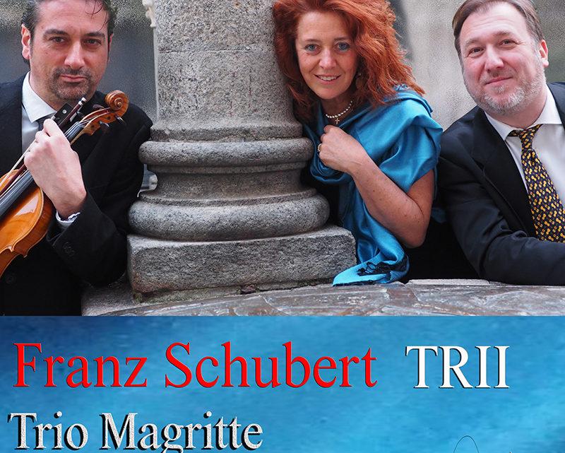 Schubert: Trio opera 99 e 100 – Trio Magritte – CD