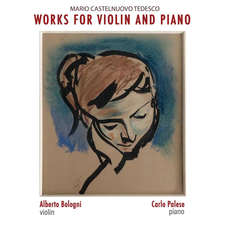 Works For Violin 638097191884