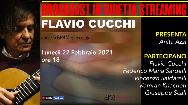 Flavio Cucchi presentazione