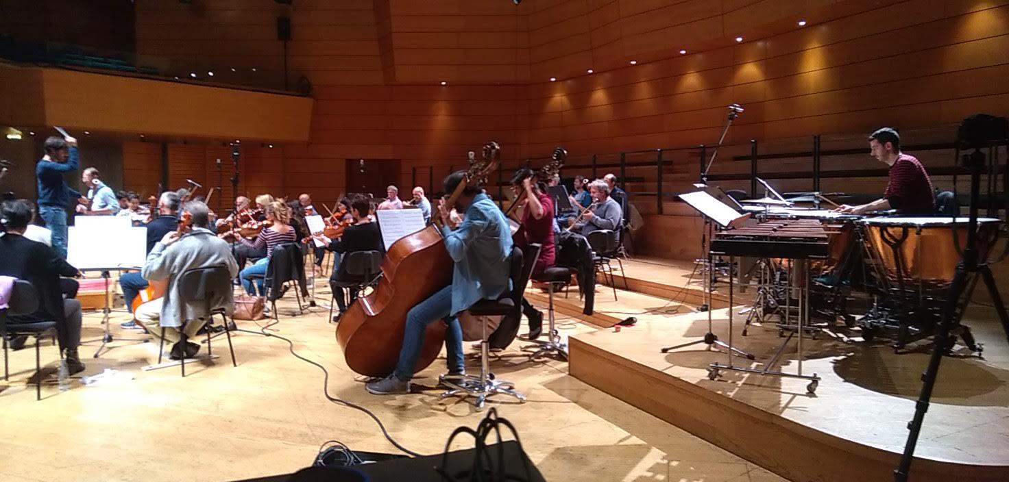 """In Produzione con """"Arie virtuose"""" di Azio Corghi – e Concertino II per Fagotto. Paolo Carlini fagotto solista"""
