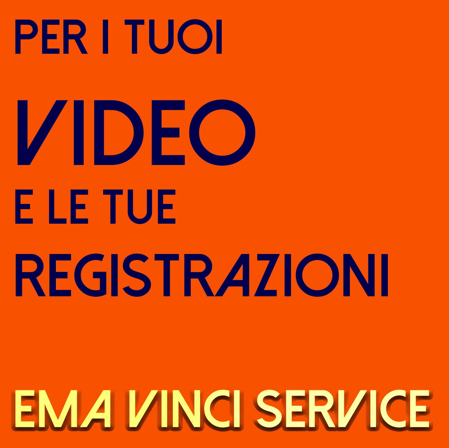 LA EMA VINCI SERVICE – studio di registrazione
